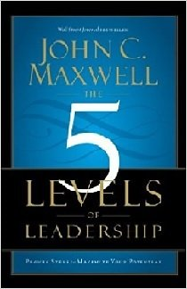 """5 Levels of Leadership"""